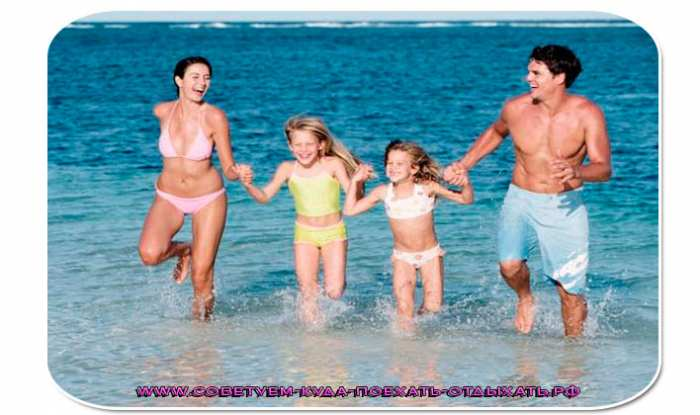 Куда поехать в конце марта на море с ребенком? Отдых в марте - Советуем, куда поехать отдыхать