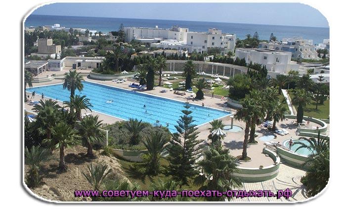 тунис джерба погода в сентябре 2019