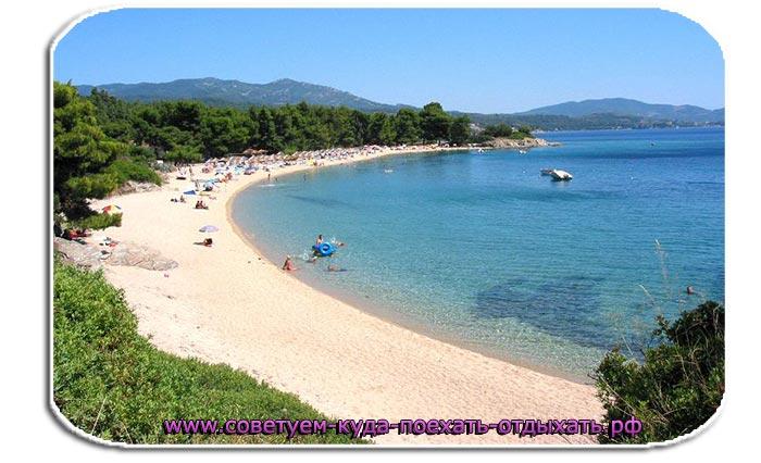 Погода в Греции по месяцам и температура воды
