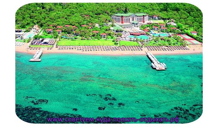 Песчаные пляжи Турции на Средиземном море. Лучшие пляжи
