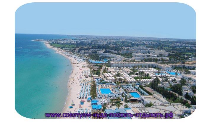 тунис сусс погода в мае