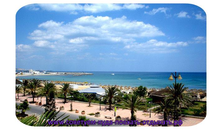 Погода в Тунисе в мае 2019 температура воды и воздуха.  Весна в Тунисе: какая погода