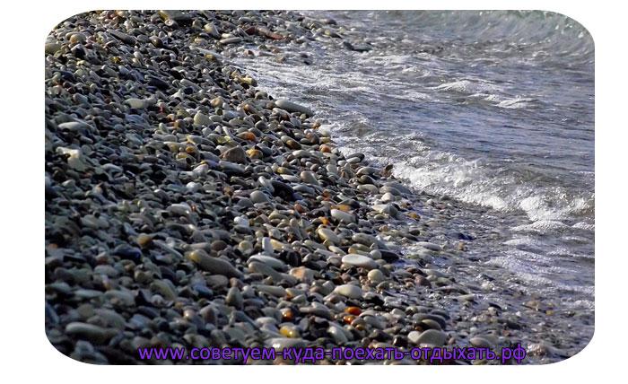 Дедеркой фото поселка и пляжа. Курорт Дедеркой