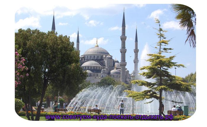 Погода в Стамбуле в мае 2020. Стамбул в мае: отзывы