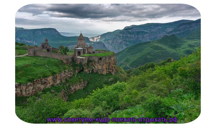 Нужен ли загранпаспорт в Армению для россиян в 2019 году