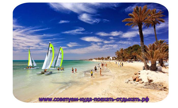 Тунис в августе: стоит ли ехать. Отзывы, погода