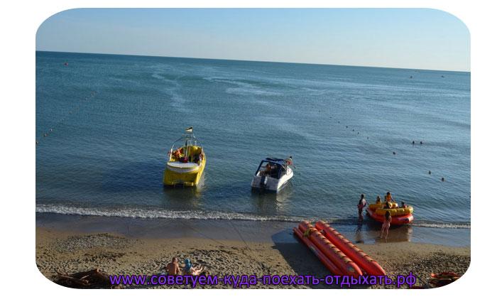 Джубга на карте черноморского побережья. Курорт Джубга