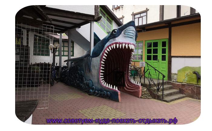 Архипо-Осиповка куда сходить что посмотреть на курорте 2020
