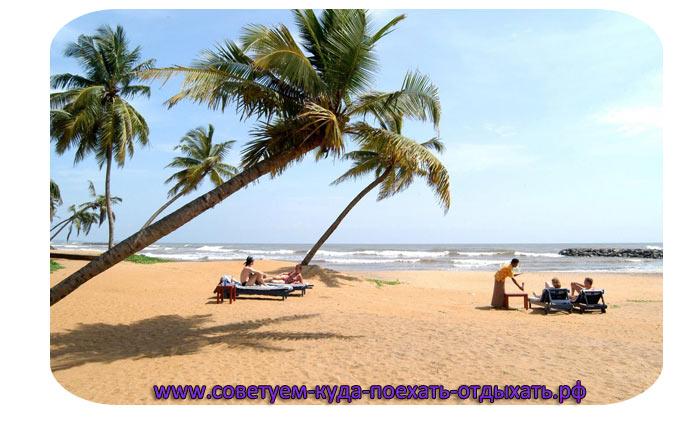 Шри Ланка на карте мира: где находится, как добраться