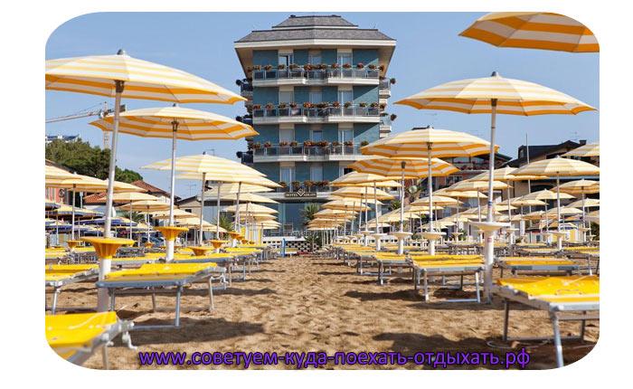 Лидо-ди-Езоло Италия: отзывы туристов 2020