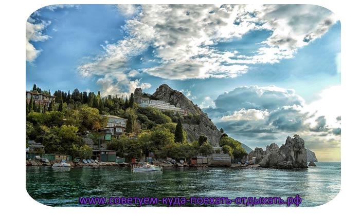 Гурзуф Крым отзывы отдыхающих 2020: пляжи, жильё, цены, фото