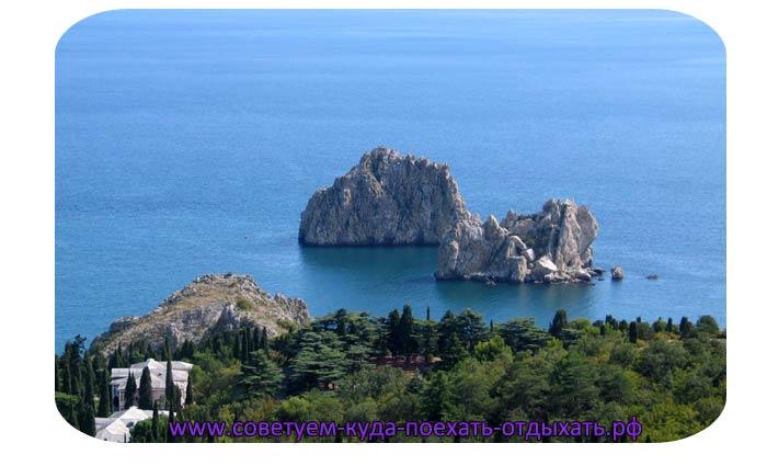 Гурзуф Крым достопримечательности: куда сходить и что посмотреть
