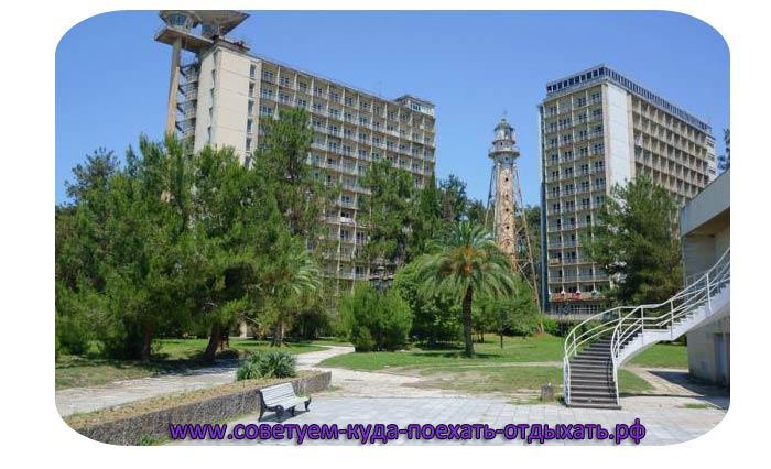 Достопримечательности Пицунды Абхазия: фото с описанием, на карте, отзывы, как добраться самостоятельно