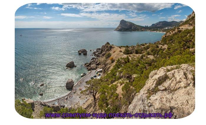 Крым Рыбачье: достопримечательности и развлечения, что посмотреть в окрестностях