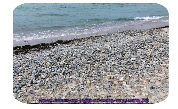 Межводное Крым: фото поселка, фото пляжа. Описание поселка