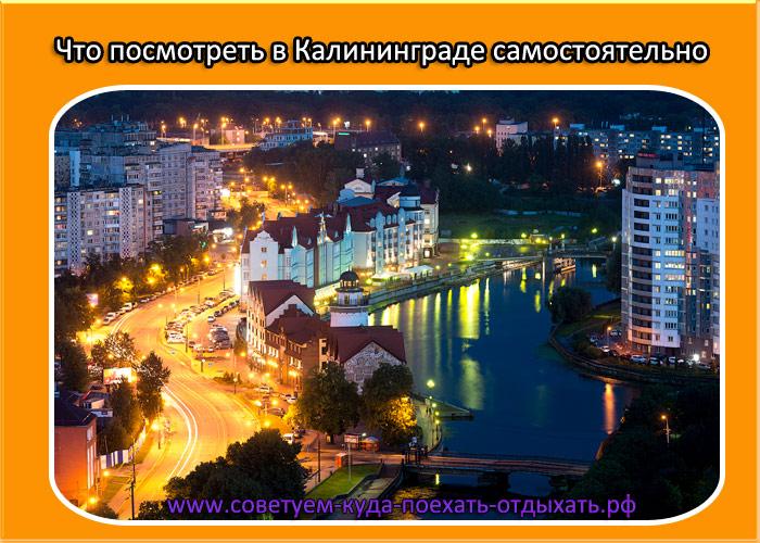 Что посмотреть в Калининграде самостоятельно – куда сходить, ТОП достопримечательностей Калининграда